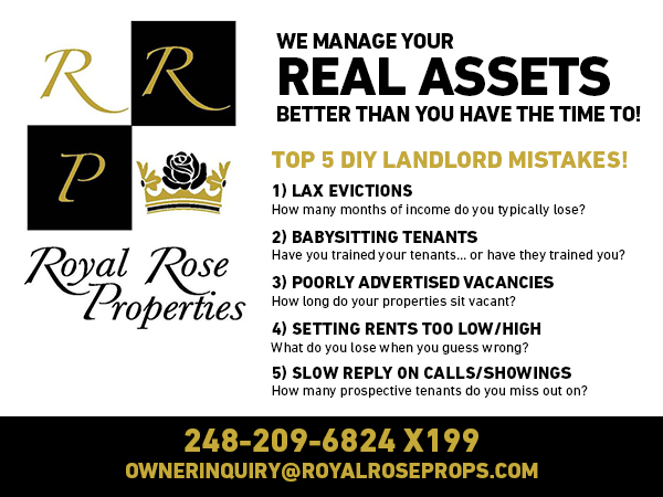Royal Rose Property Management